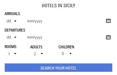 Search your hotel in Sicily