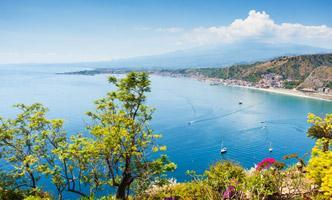 Strandhotels Sizilien